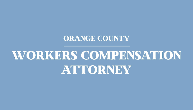 Orange County Workers Compensation Benefits Explained
